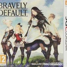 Videojuegos y Consolas: BRAVELY DEFAULT - NINTENDO 3DS. Lote 176412724
