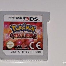Videogiochi e Consoli: NINTENDO 3DS POKEMON OMEGA RUBY - RUBI OMEGA. Lote 177260453