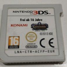 Videojuegos y Consolas: JUEGO NINTENDO 3DS CASTELVANIA MIRROR OF FATE , KONAMI. Lote 177432624