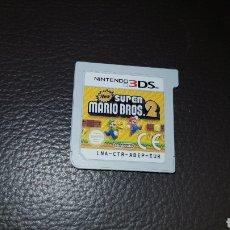 Videojuegos y Consolas: JUEGO NINTENDO NEW SUPER MARIO 2. Lote 177658379