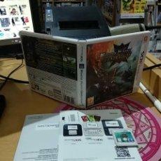 Videojuegos y Consolas: MONSTER HUNTER GENERATIONS, NINTENDO 3DS. Lote 178609765