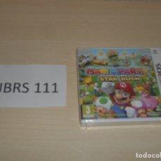 Videojuegos y Consolas: 3DS - MARIO PARTY - STAR RUSH , PAL ESPAÑOL , PRECINTADO. Lote 178906115