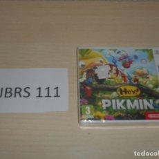 Videojuegos y Consolas: 3DS - HEY PIKMIN , PAL ESPAÑOL , PRECINTADO. Lote 178906161