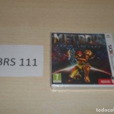Videojuegos y Consolas: DS - METROID SAMUS RETURNS , PAL ESPAÑOL , PRECINTADO. Lote 178906280