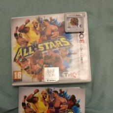 Videojuegos y Consolas: JUEGO DE NINTENDO 3DS ALL STARS COMPLETO. Lote 179103378