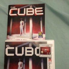 Videojuegos y Consolas: JUEGO DE NINTENDO 3DS EL CUBE COMPLETO. Lote 179104226