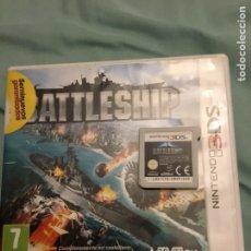 Videojuegos y Consolas: JUEGO DE NINTENDO 3DS BATTLESHIP. Lote 179105027