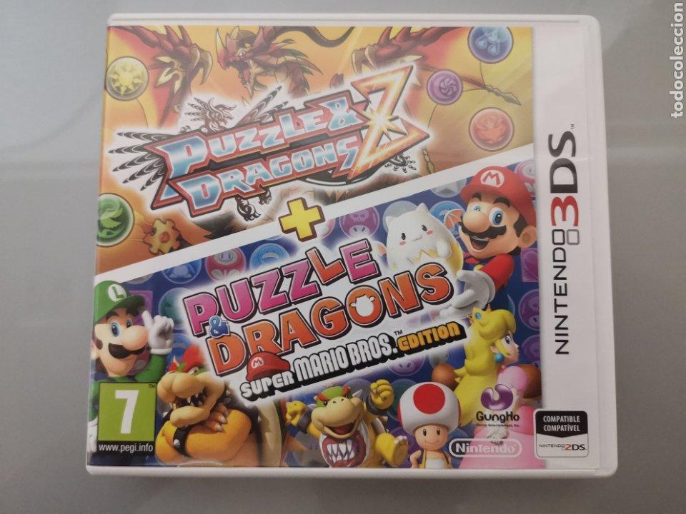NINTENDO 3DS PUZZLE & DRAGONS Z SUPER MARIO BROS EDITION (Juguetes - Videojuegos y Consolas - Nintendo - 3DS)
