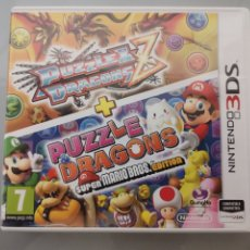 Videojuegos y Consolas: NINTENDO 3DS PUZZLE & DRAGONS Z SUPER MARIO BROS EDITION. Lote 179516033