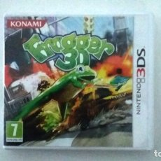 Videojuegos y Consolas: FROGGER 3D COMPLETO. Lote 180255932