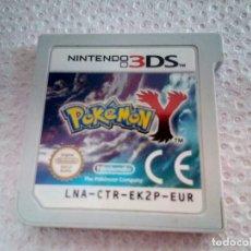 Videojuegos y Consolas: 37-POKEMON Y NINTENDO 3DS, SIN CAJA. Lote 182128301