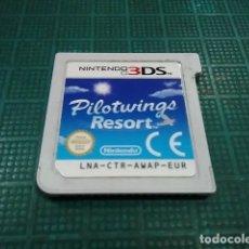 Videojuegos y Consolas: NINTENDO 3DS JUEGO PILOT WINGS RESORT. Lote 182612708
