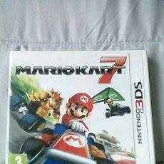 Videojuegos y Consolas: MARIOKART 7 3DS. Lote 182617071