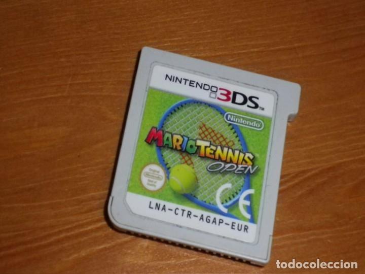 NINTENDO 3DS JUEGO MARIO TENNIS OPEN (Juguetes - Videojuegos y Consolas - Nintendo - 3DS)