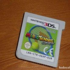 Videojuegos y Consolas: NINTENDO 3DS JUEGO MARIO TENNIS OPEN. Lote 182877891