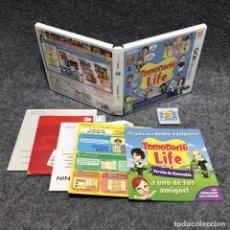 Videojuegos y Consolas: TOMODACHI LIFE NINTENDO 3DS. Lote 183015611