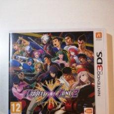 Videojuegos y Consolas: PROJECT X ZONE 2 NINTENDO 3DS. Lote 183031832