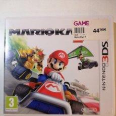 Videojuegos y Consolas: MARIO KART 7 PARA 3DS. Lote 183032881