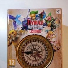 Videojuegos y Consolas: ZELDA HYRULE WARRIORS LEGENDS EDICIÓN LIMITADA PARA 3DS. Lote 183033223