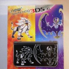 Videojuegos y Consolas: CONSOLA NEW 3DS XL EDICION SOL Y LUNA. Lote 183034456