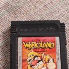 Videojuegos y Consolas: WARIOLAND 2, NINTENDO GAME BOY, DMG-AWLP-EUR. Lote 183283458