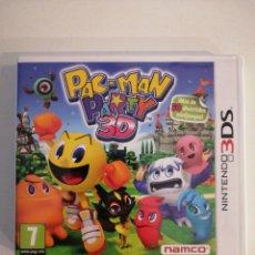 Videojuegos y Consolas: PAC-MAN PARTY 3D PARA NINTENDO 3DS/2DS. Lote 184213506