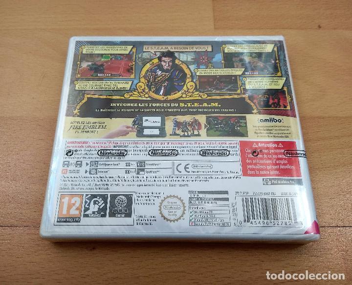 Videojuegos y Consolas: JUEGO NINTENDO 3DS CODE NAME S.T.E.A.M VERSIÓN FRANCESA PRECINTADO - Foto 2 - 184452977
