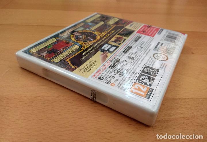 Videojuegos y Consolas: JUEGO NINTENDO 3DS CODE NAME S.T.E.A.M VERSIÓN FRANCESA PRECINTADO - Foto 4 - 184452977