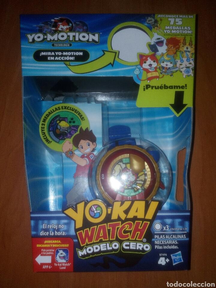 Reloj yo-kai watch modelo Zero nuevo sin abrir precintado segunda mano