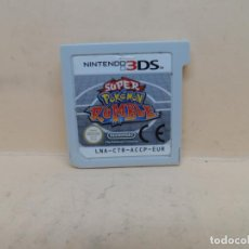 Videojuegos y Consolas: NINTENDO 3DS SUPER POKÉMON RUMBLE PAL . Lote 186239600