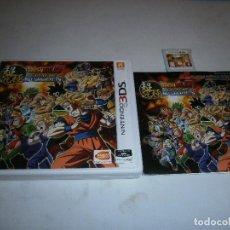 Videojuegos y Consolas: DRAGON BALL Z EXTREME BUTODEN NINTENDO 3DS PAL ESPAÑA . Lote 186260863