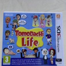 Videojuegos y Consolas: TOMODACHI LIFE. Lote 187113880