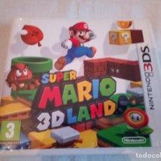Videojuegos y Consolas: 12-JUEGO SUPERMARIO 3DLAND, NINTENDO 3DS, CON MANUAL Y CAJA.. Lote 187394156
