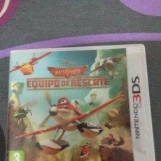 Videojuegos y Consolas: AVIONES EQUIPO DE RESCATE. NINTENDO 3DS. Lote 189712882