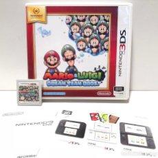 Videojuegos y Consolas: MARIO & LUIGI DREAM TEAM BROS. NINTENDO 3DS. Lote 190328210