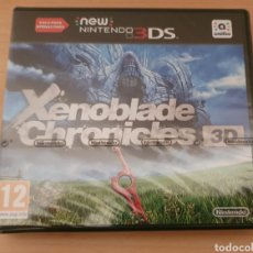 Videojuegos y Consolas: XENOBLADE CHRONICLES 3D (NUEVO). Lote 190713766
