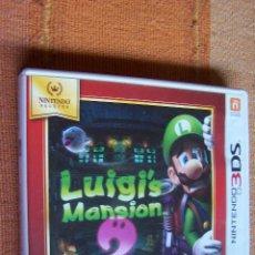 Videojuegos y Consolas: JUEGO LUIGI'S MANSION 2 PARA NINTENDO 3DS.. Lote 191210241