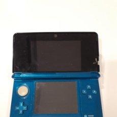 Videojuegos y Consolas: NINTENDO CONSOLA NINTENDO 3DS AZUL. Lote 192545762