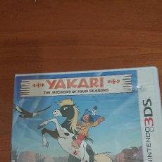 Videojuegos y Consolas: YAKARI NINTENDO 3DS EN ESPAÑOL A ESTRENAR - PRECINTADO-. Lote 193437988