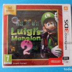 Videojuegos y Consolas: NINTENDO 3DS - LUIGI'S MANSION 2 - PRECINTADO. Lote 194699946