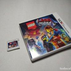 Videojuegos y Consolas: LEGO - LA PELICULA ( NINTENDO 3DS - PAL ). Lote 194717996