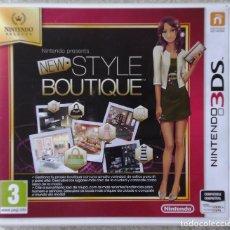 Videojuegos y Consolas: NEW STYLE BOUTIQUE...NINTENDO 3DS. Lote 195690751
