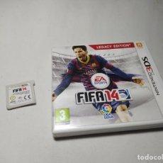 Videojuegos y Consolas: FIFA 14 ( NINTENDO 2DS - 3DS) . Lote 196480495