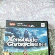 Videojuegos y Consolas: XENOBLADE CHRONICLES 3DS. Lote 198424867
