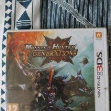 Videojuegos y Consolas: MONSTER HUNTER GENERATIONS - 3DS - NUEVO - EDICION ESPAÑA . Lote 198529297