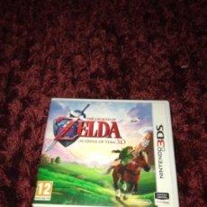 Jeux Vidéo et Consoles: ZELDA - OCARINA OF TIME 3D ( NINTENDO 3DS). Lote 199250727