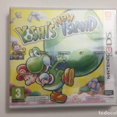Videojuegos y Consolas: YOSHI'S NEW ISLAND NINTENDO 3DS PAL ESPAÑA. Lote 201680761