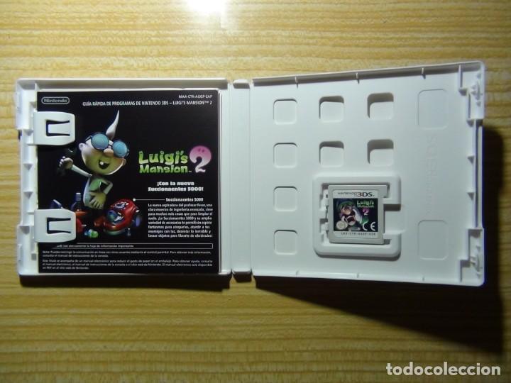 Videojuegos y Consolas: Mansión de Luigi 2 Juego para Nintendo 3DS - Foto 4 - 205726356