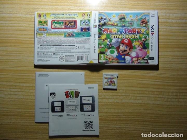 MARIO PARTY STAR RUSH 3DS NINTENDO (Juguetes - Videojuegos y Consolas - Nintendo - 3DS)