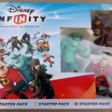 Videojuegos y Consolas: DISNEY INFINITY NINTENDO 3SD. Lote 205792816